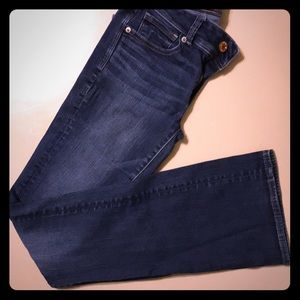 American Eagle Kick boot jeans. Size 2 long.